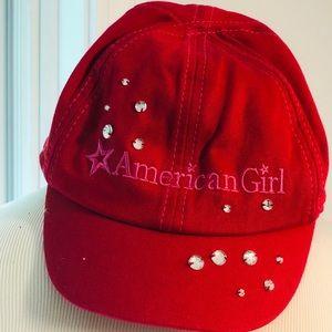 NEW American Girl Ball Cap